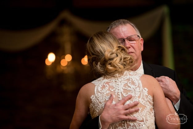 Orlando Club Lake Plantation Wedding Father Daughter Dance DJ & Entertainment